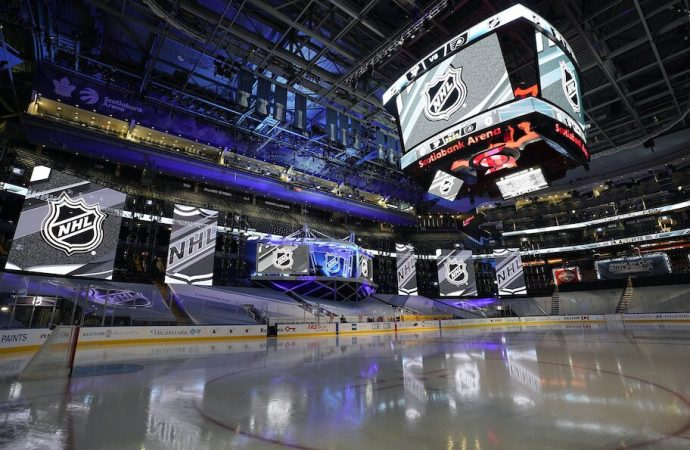 Can Not Block the Cup: 2020 Stanley Cup Qualifying Odds
