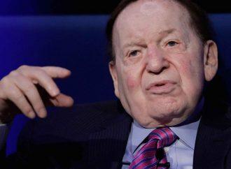 Pelobi Anti-Judi On-line, Sheldon Adelson, memanas karena Turnamen Poker Venetian Shady